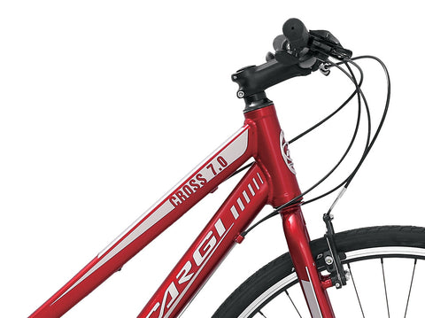 Cross 7.0 Women's Hybrid Road Bike - Micargi