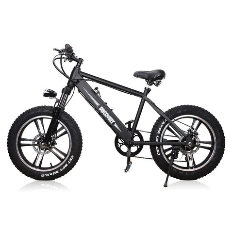 NAKTO Discovery Fat Tire Electric Bicycle 20""