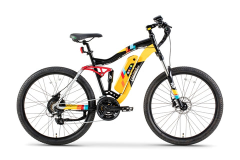 ENDURO 48 Professional Electric Mountain Bike 350w 48v