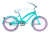 Image of Micargi Famous 20″ Steel Frame Girl's Beach Cruiser
