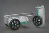 Image of Foldit Utility Garden Cart - Bicycle Cargo Trailer - Marine Cart