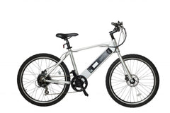 GenZe E101 Sport Silver 350w Electric Bicycle
