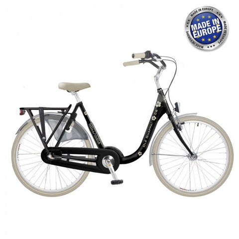 Hollandia Ole Guappa! 26 inch Commuter Dutch Bicycle Low Step-Through