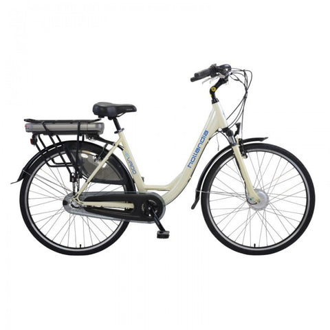 Hollandia Evado Nexus 3.18 Step-Through 700C White Electric Bicycle