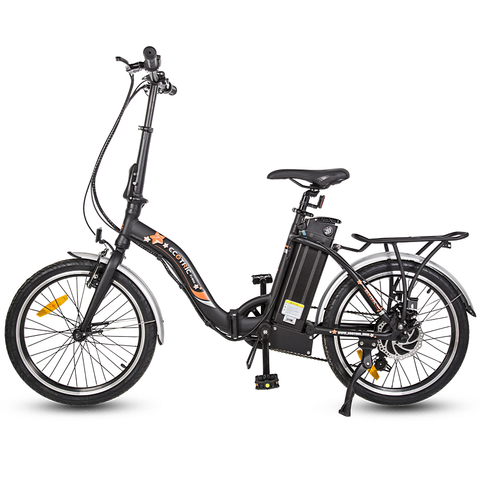 Starfish Ecotric  Portable 350w 36v PAS-Throttle 20 Inch Electric Bike