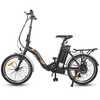 Image of Starfish Ecotric  Portable 350w 36v PAS-Throttle 20 Inch Electric Bike