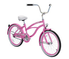 [Open Box] Micargi Jetta 20″ Girl's Beach Cruiser Bicycle