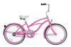 Image of [Open Box] Micargi Jetta 20″ Girl's Beach Cruiser Bicycle