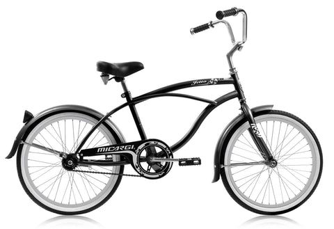 Micargi Jetta 20″ Boys Beach Cruiser Bicycle