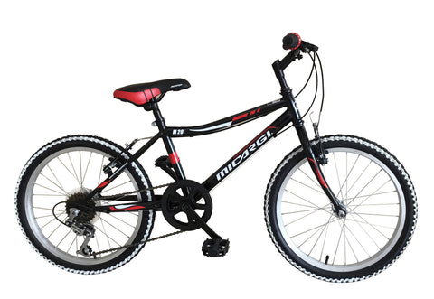 Micargi M20 Mountain Bike 6 Speed 20""