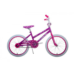 Apollo Heartbreaker 20 in Girls Violet Kids Bicycle