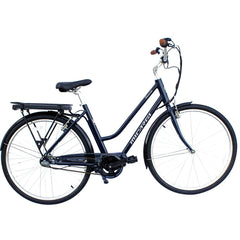Lumia 700c dark blue electric bike