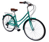 Image of Micargi Mixe City Women's 7 Speed Bicycle 700c Steel Frame