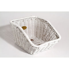 Nantucket Bicycle Basket Co. Tremont Cruiser Rear Cargo Rattan Bicycle Basket