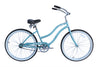 Image of Pantera 26″ Single-Speed Stainless Steel Beach Cruiser Women's Bicycle