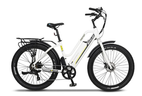 Emojo Panther 48v Step Through Electric Bike