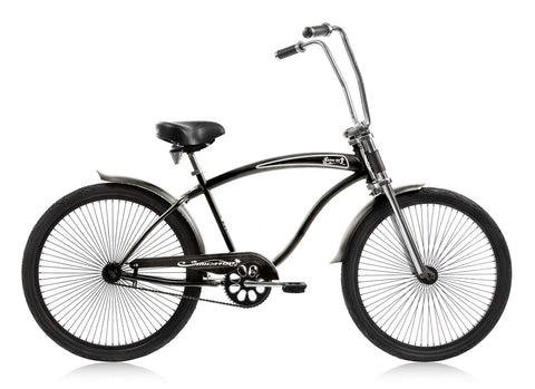 Micargi Rover GT 26″ Chopper Style Beach Cruiser Bicycle