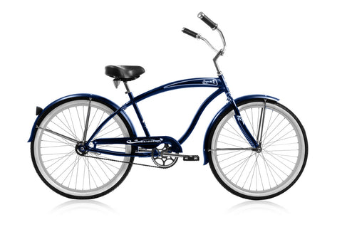 "Micargi Rover GX  Men's 26"" Beach Cruiser Bicycle"