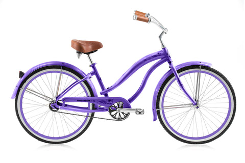 Micargi Rover LX-26 Single Speed 26 inch Beach Cruiser Bicycle