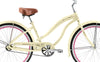 Image of Micargi Rover LX-26 Single Speed 26 inch Beach Cruiser Bicycle