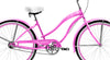 "Image of Micargi Rover NX3 24"" Three Speed 24 inch Beach Cruiser Bicycle"