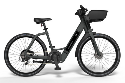 AmericanElectric Raven 2021 Step-Thru 350w Electric Bicycle