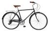 "Image of Roasca V7 Shimano TZ21-7SP 58cm  23"" Steel Frame V-Brake Alloy Rims Men's 700c City Bike"
