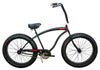 Image of Slugo A 26″ Beach Cruiser Coaster Brake Single-Speed Black HI RISE Handlebar Stem