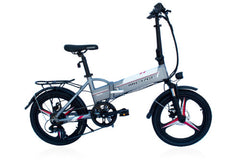 "Micargi Seco GT 20"" Aluminum Folding Electric Bike 250w Rear Hub"