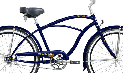 Micargi TAHITI-M 26 in. Tahiti Men's Beach Cruiser Bicycle