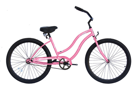 Micargi Touch 26″ Beach Cruiser Women's Bicycle Women's Bicycle