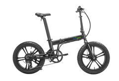 BELUGA by Qualisports 500w 48v Foldable Electric Bike Cruise Control