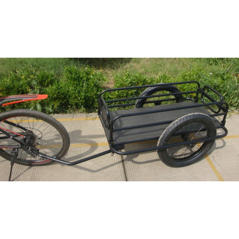 Cycle Force Trail-Monster Cargo Trailer Attaches to Rear Axle