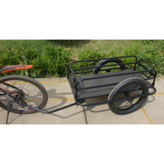 Cycle Force - Trail-Monster Cargo Trailer Attaches to Rear Axle