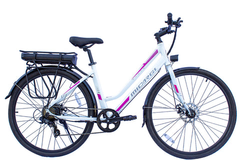 Micargi Pluto 36V Hybrid 250W Throttle Electric Bicycle