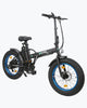 Image of Fat Tire Portable and Folding Electric Bike,Snow, Gravel 36v 20810 - Ecotric