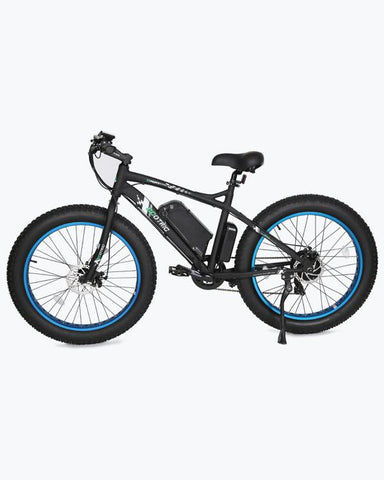 Fat Tire Electric Bike Beach Snow 26S900USB - Ecotric