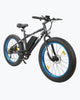 Image of Fat Tire Electric Bike Beach Snow 26S900USB - Ecotric