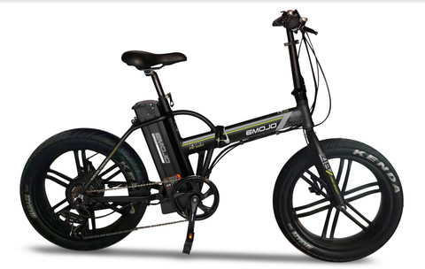 Emojo Lynx Pro Sport Electric Bicycle LYNX SPORT BLACK