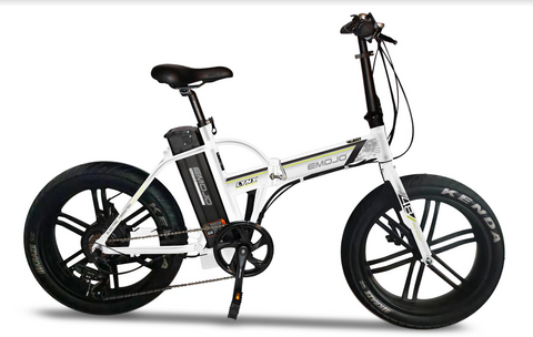 Emojo Lynx Pro Sport Foldable Electric Bicycle