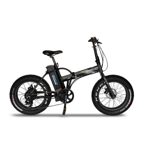 Emojo Lynx Pro Ultra 48v 500w Folding Electric Bike LCD Display