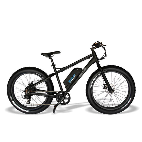 Emojo Wildcat Black/Black 48V 500W Electric Bike