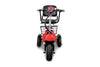 Image of E-Wheels EW-20 High Speed Scooter 48V with Basket Large Swivel Seat