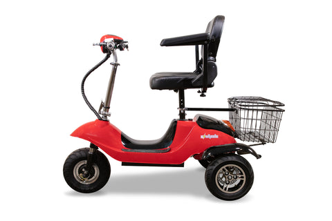 E-Wheels EW-20 High Speed Scooter 48V with Basket Large Swivel Seat