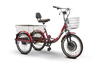Image of EW-29 500W Three Wheel Trike w/ Electric or Pedal Option 48V