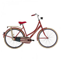 Hollandia Urban College USA 700C City Dutch Bicycle