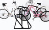 Image of Dual Use Parking Stand: 5 or 10 Bikes Hollywood Racks PS10HD