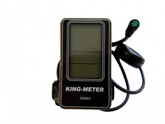 Kingmeter KM6S LCD Smart PAS Device Male Plug End Version 2 Rubicon Sedona Baja