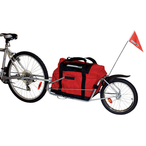 Maya Cycle Bicycle Trailer with Wheelbarrow Conversion