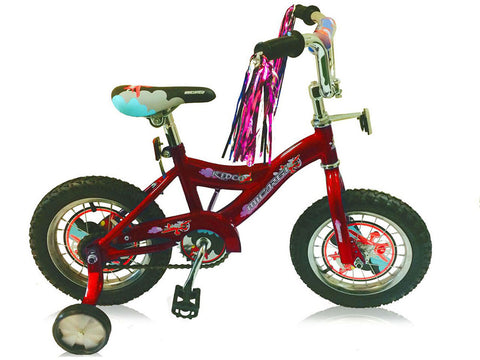 "12"" Micargi KIDCO-B Boy's BMX-Style Bicycle"